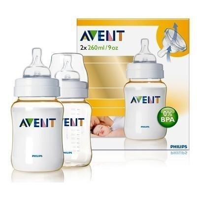 Бутылочка детская AVENT для кормления 260мл (арт. 8606) №2