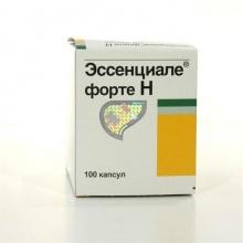 Эссенциале форте Н капсулы 300 мг, 100 шт.
