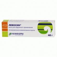 Левосин мазь, 40 г