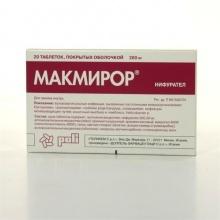 Макмирор таблетки 200 мг, 20 шт.