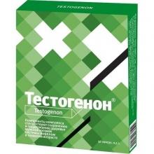Тестогенон капсулы 500мг №30