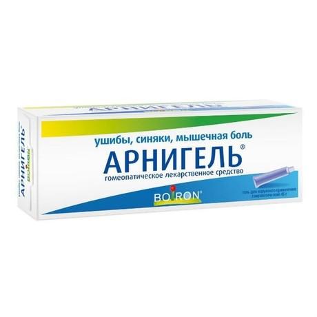 Арнигель гель для наружного применения гомеопатический 45 г