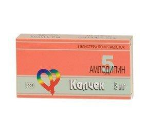 Калчек таблетки 5 мг, 30 шт.