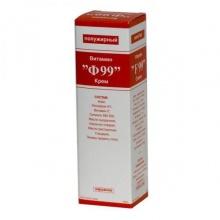 Витамин Ф99 крем полужирный, 50 мл