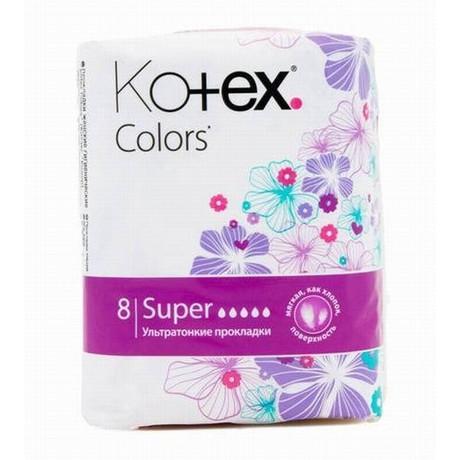 Прокладки гигиенические KOTEX Ultra Setz Super, 8 шт.