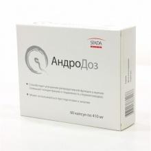 АндроДоз капсулы 410 мг, 60 шт.