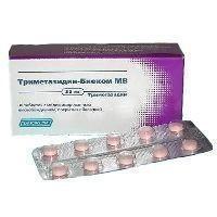Триметазидин-Биоком МВ таблетки 35 мг, 60 шт.