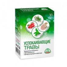 Успокаивающие травы таблетки, 30 шт.