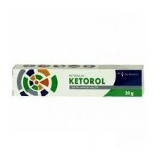 Кеторол гель 2%, 30 г
