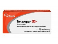 Тензотран таблетки 0,4 мг, 28 шт.