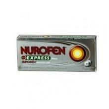 Нурофен Экспресс Нео таблетки 200 мг, 12 шт.