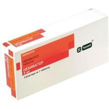 Небиватор таблетки 5 мг, 28 шт.