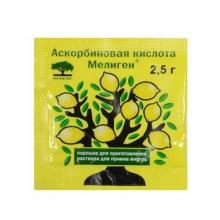 Аскорбиновая кислота порошок 2,5 г, 1 шт.