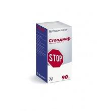 Стопдиар суспензия 220 мг/5 мл, 90 мл