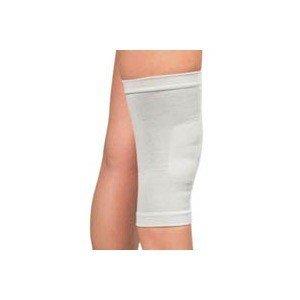 Бандаж эластичный для фиксации  коленного сустава (39-42) БКС-ЦК №3 (наколенник) крем.