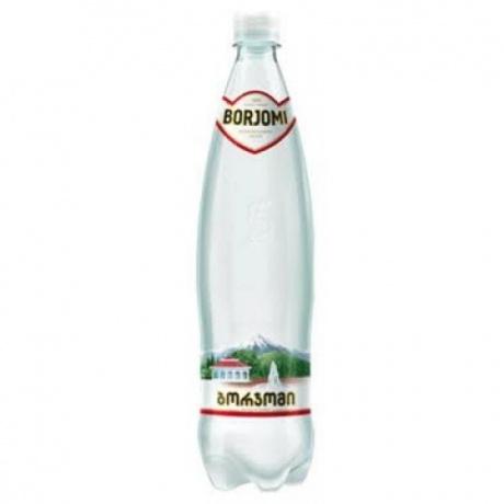 Вода минеральная БОРЖОМИ 0,75 л (пэт)