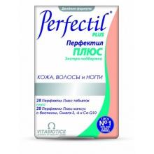 Перфектил Плюс таблетки,28 шт. + капсулы 28 шт.
