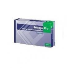 Эманера капсулы 40 мг, 28 шт.