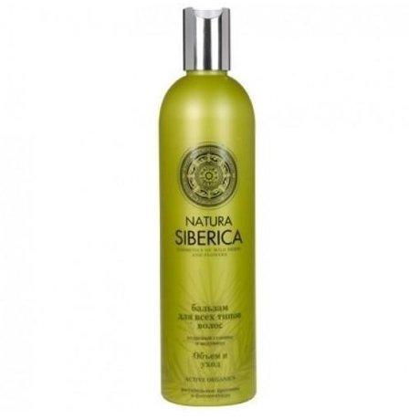 Natura Siberica бальзам для волос Professional Облепиховый для всех типов волос 400мл