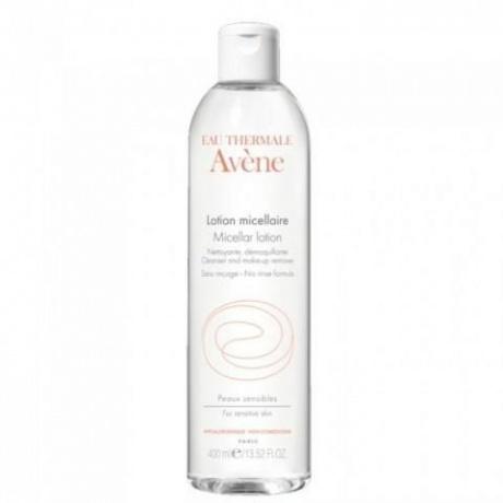 Avene мицеллярный лосьон для очищения кожи и удаления макияжа, 400 мл