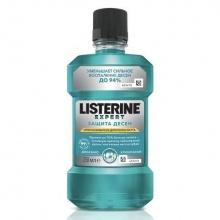 Ополаскиватель полости рта LISTERINE Expert Защита десен 250 мл, 1 шт.
