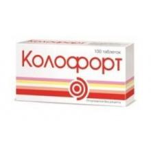 Колофорт таблетки для рассасывания, 100 шт.
