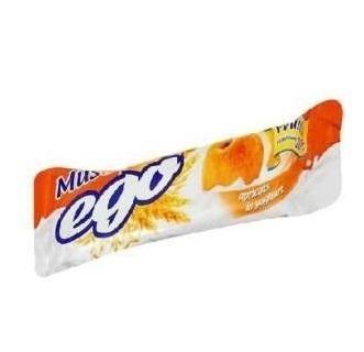 Батончики мюсли EGO абрикос в йогурте 25 г