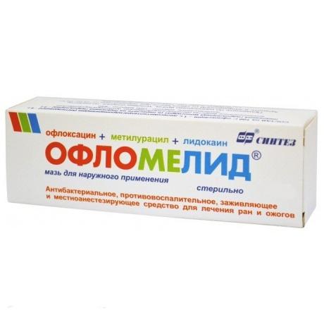 Офломелид мазь, 100 г