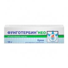 Фунготербин Нео крем, 15 г