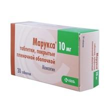 Марукса таблетки 10 мг, 30 шт.