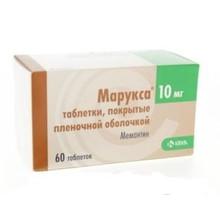 Марукса таблетки 10 мг, 60 шт.