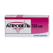 Апровель таблетки 150 мг, 14 шт.