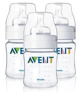 Бутылочка детская AVENT с соской 125мл (арт. 8002)