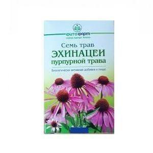 Эхинацеи пурпурной трава фильтрпакетики 1,5 г, 20 шт.