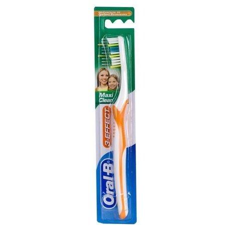 Зубная щетка ORAL-B 3-Эффект Maxi Clean Vision 40 средн.