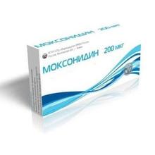 Моксонидин таблетки 200 мкг, 28 шт.