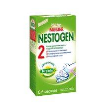 Смесь молочная НЕСТОЖЕН №2 с пребиотиками 350г
