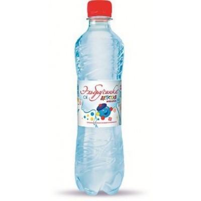 Вода питьевая ЭЛЬБРУСИНКА для детей 1,5л
