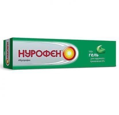 Нурофен гель 5%, 100 г