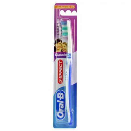 Зубная щетка ORAL-B 3D Classic 40 средняя