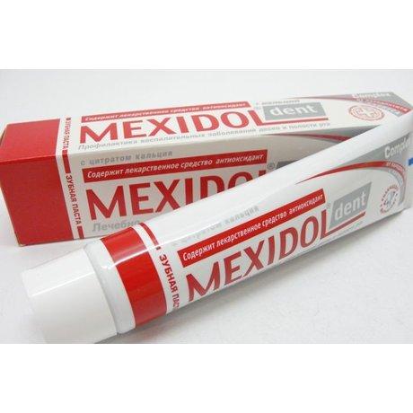 Зубная паста MEXIDOL DENT Complex 100 г