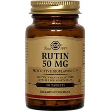 Солгар Рутин таблетки 50 мг, 100 шт.