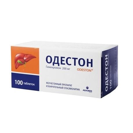 Одестон таблетки 200 мг, 20 шт.