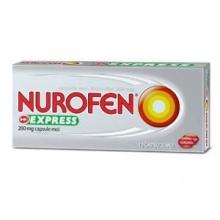 Нурофен Экспресс капсулы 200 мг, 16 шт.