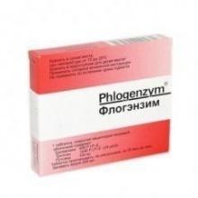 Флогэнзим таблетки, 40 шт.