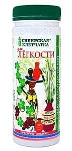 """Клетчатка Сибирская """"3 злака для легкости с виноградной косточкой"""" пор. 170г"""