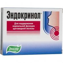 Эндокринол капсулы, 60 шт.