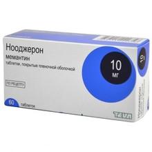 Нооджерон таблетки 10 мг, 60 шт.