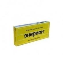 Энерион таблетки 200 мг, 60 шт.