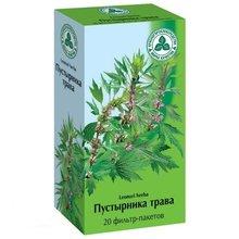 Пустырника трава фильтрпакетики , 1,5 г , 20 шт.